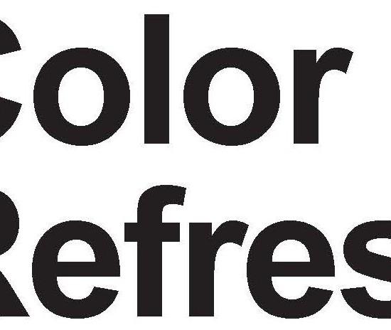 Color Refresh Blog